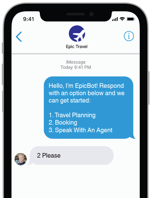 with alive5 chatbots, your business can use automation to engage customers without lifting a finger